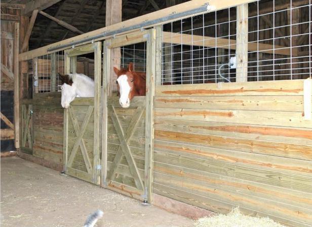 boarding barn